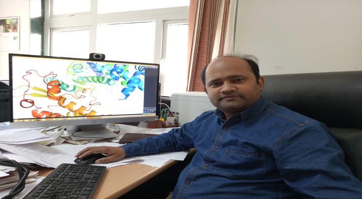 IIT Mandi Professor awarded with Innovative Young Biotechnologist Award 2018