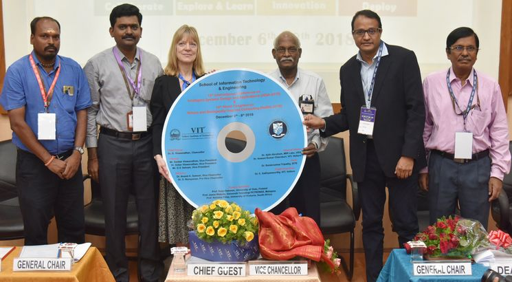 VIT Vellore organises 18th International Conference on Intelligent Systems Design and Applications on December 6, 7& 8