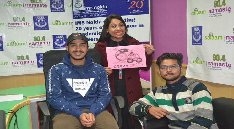 Salam Namaste Noida introduces 'Crazy Musafir' Program
