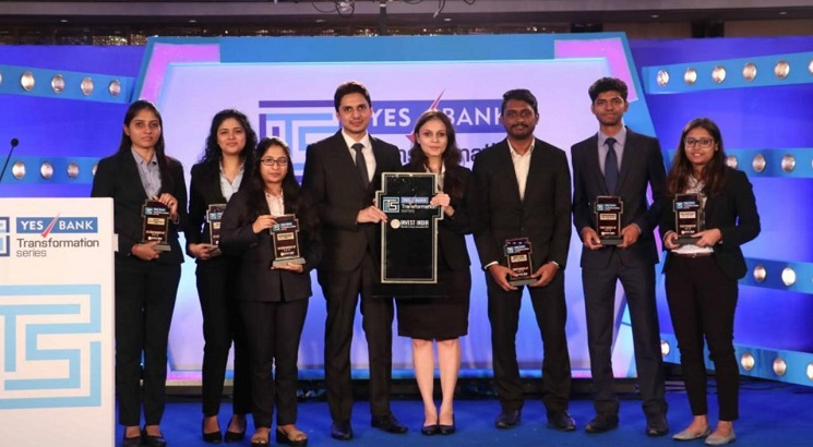 IIMB Student wins YES BANK Transformation Series case contest