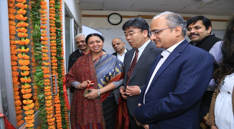 IIT Delhi launches LICS technology and a research portal for Indian Medicinal Plants