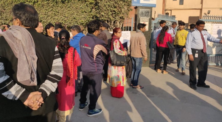 IBSAT 2018 conducted on December 22 and 23