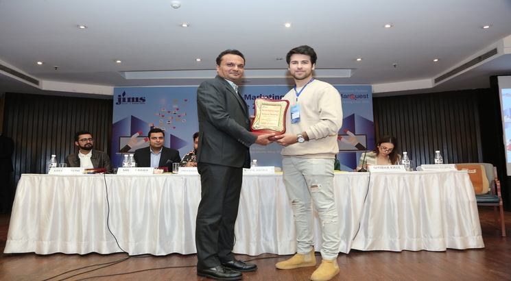 Conclave on new era marketing organized by JIMS