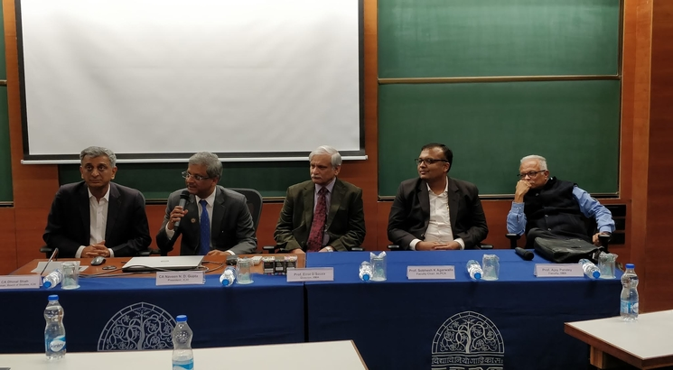 IIM Ahmedabad and ICAI co-host programmes for CAs