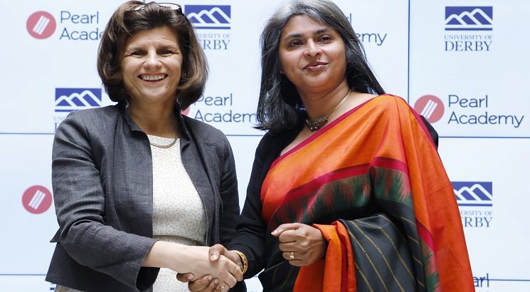 Pearl Academy & University of Derby partner to offer international degree