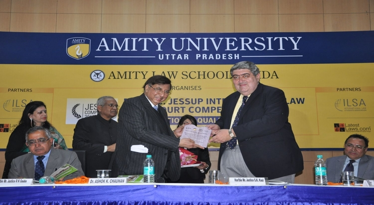 NALSAR Hyderabad wins Philip C. Jessup International Law Moot Court Competition, 2019