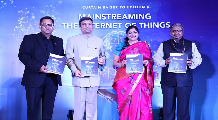 IET formally launches fourth edition of IoT India Congress 2019