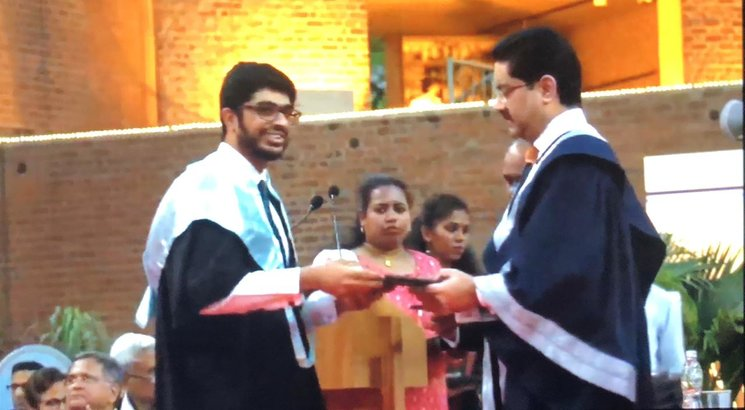 IIM Ahmedabad adds new feather - Awards MBA degree for the first time