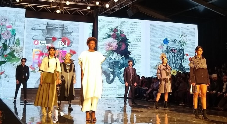 Over 500 budding Pearl Academy designers showcases future of fashion at Lotus India Fashion Week 2019