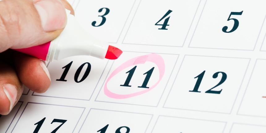 KSLU Time Table 2019