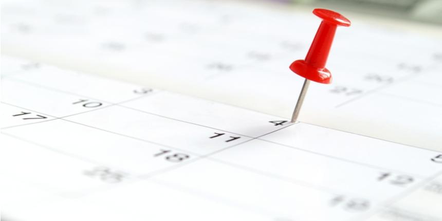 IBPS Clerk Exam Dates 2019