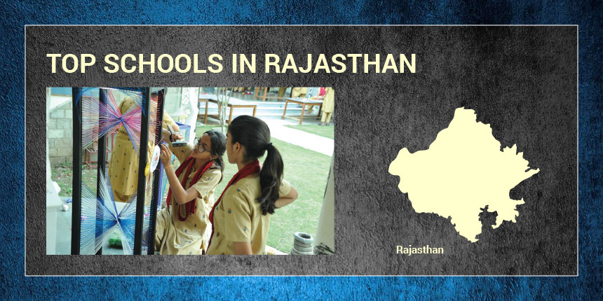 Top Schools in Rajasthan 2019