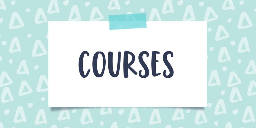 TNDALU Courses 2019