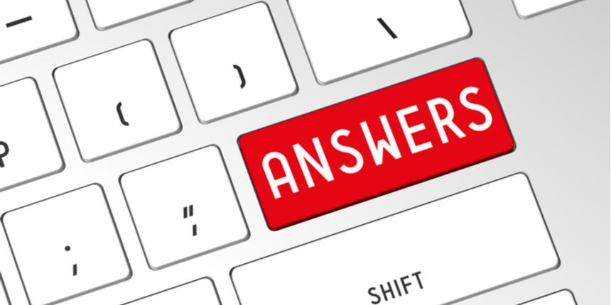 NTSE Jharkhand Answer key 2020