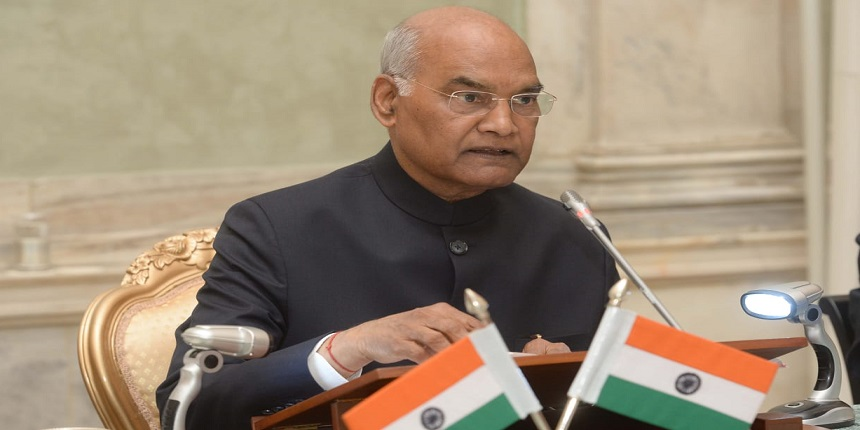 President Kovind launches IIT-Delhi's ₹250 crore endowment fund