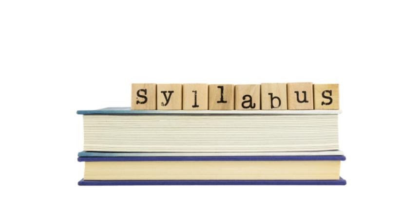 MAH CET Syllabus 2020