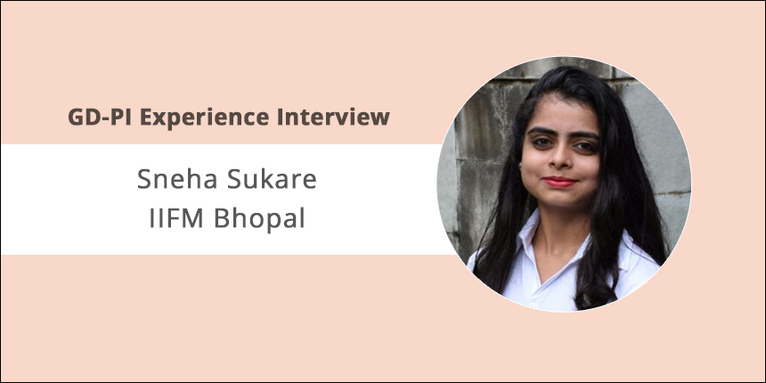IIFM Bhopal PI-WAT Experience: Correlate the keywords to tackle a WAT Topic, says Sneha Sukare