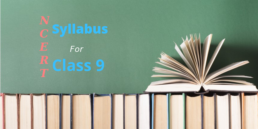 NCERT Syllabus for class 9