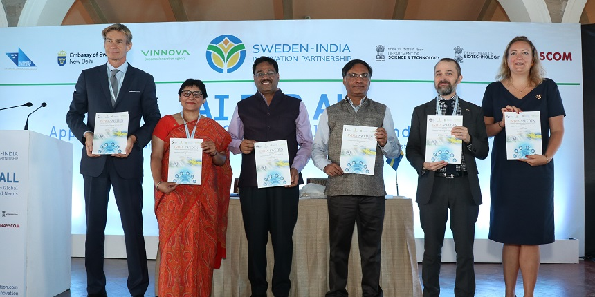 India, Sweden launched joint Industrial R&D programme to address shared challenges