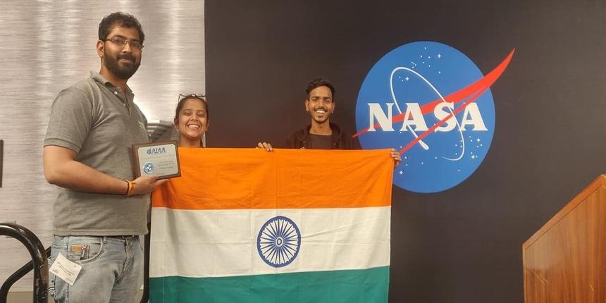 KIET students win the NASA AIAA Neil Armstrong Best Design Award