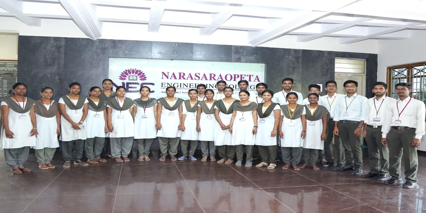 Narasaraopeta Engineering College, Guntur witnesses record-breaking placement