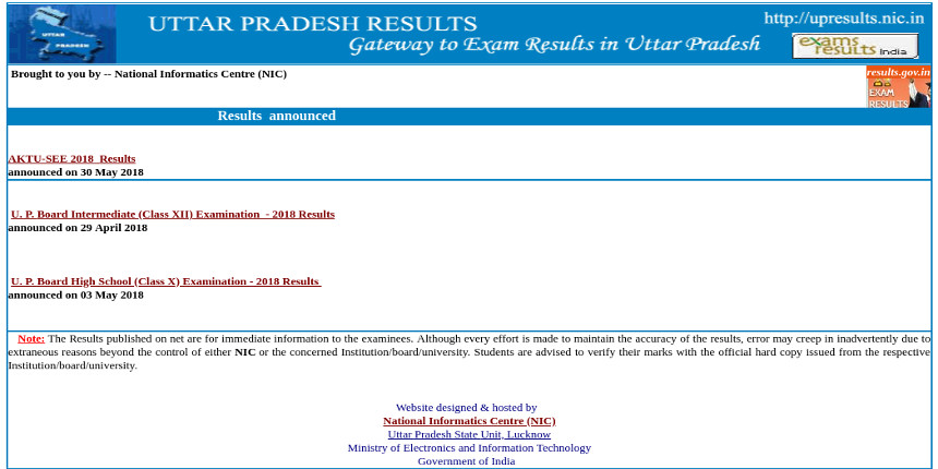 Uttar Pradesh board result 2019 is about to release; Be ready to check 10th and 12th result @upresults.nic.in