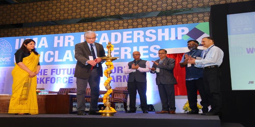 Fourth IIMA HR Leadership Conclave Series 2019 held in Bengaluru