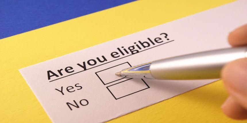 CDS Eligibility Criteria 2020