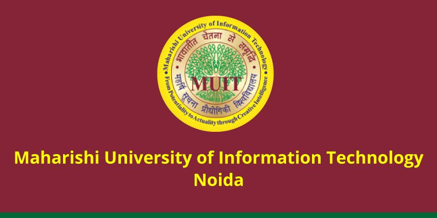 Maharishi University of Information Technology, Noida announces admission for BA LLB/ BBA LLB