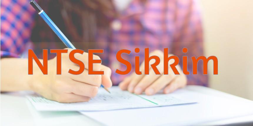 NTSE Sikkim 2020