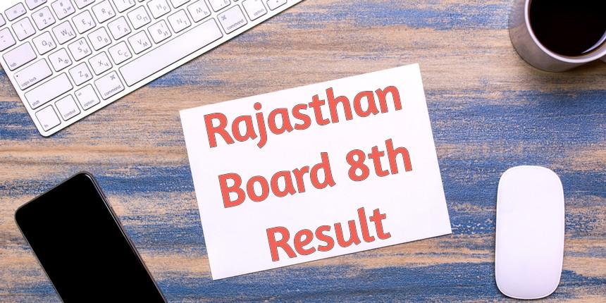Rajasthan Board 8th Result 2020