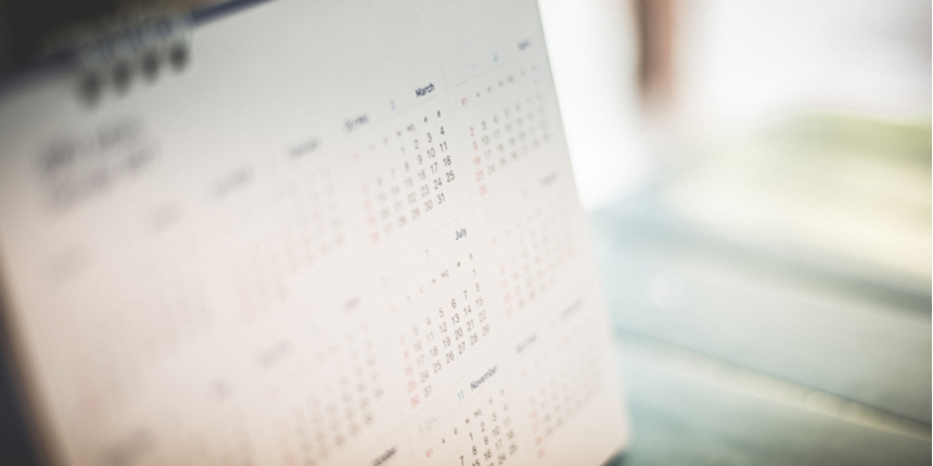 NCHMCT JEE Important Dates 2020