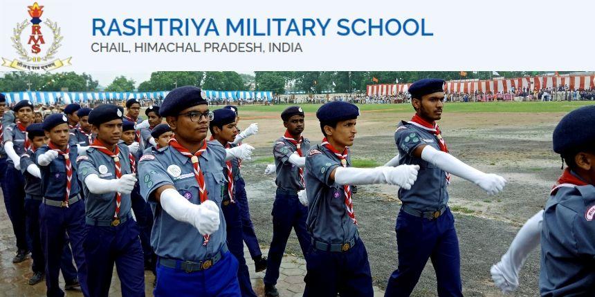 Rashtriya Military School Chail Admission 2020