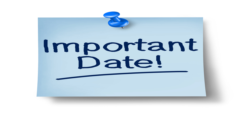 CMAT Important Dates 2020