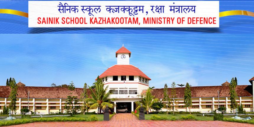 Sainik School Kazhakootam Admission 2020