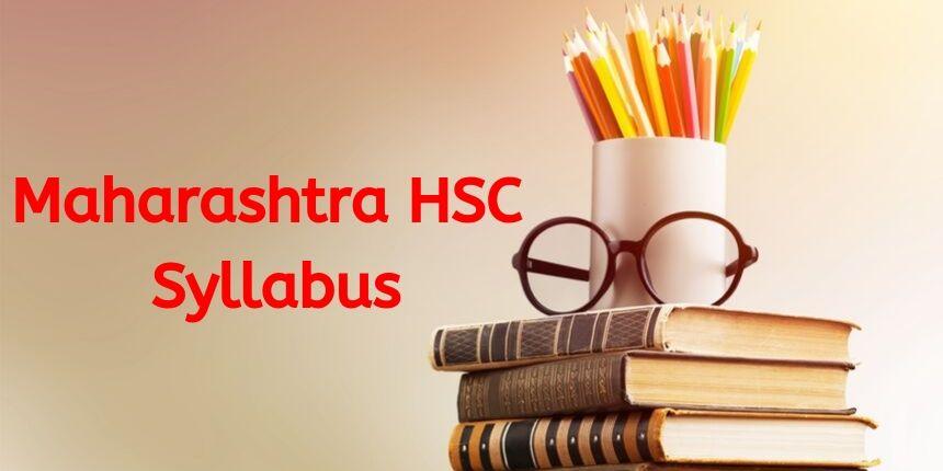 Maharashtra HSC Syllabus 2020