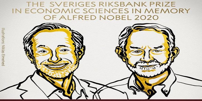 Paul R. Milgrom and Robert B. Wilson win Nobel Prize in Economics
