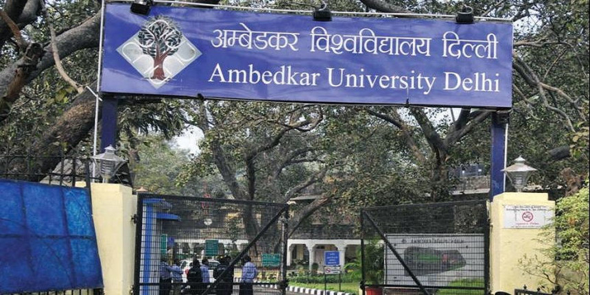 Ambedkar University Delhi announces first cut-off for undergraduate admission