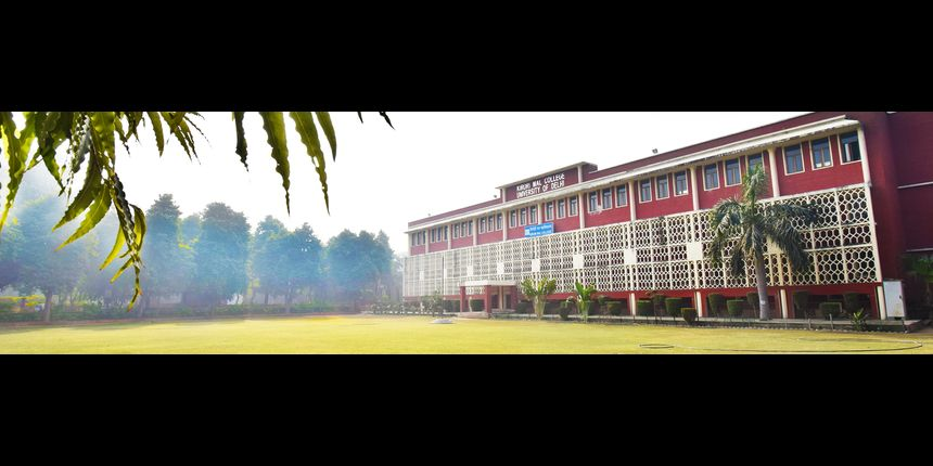 Kirori Mal College third cut off released on October 24; check here