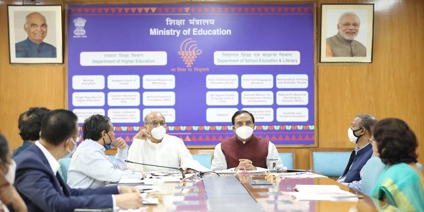 Edu ministry planning 'incentive mechanism' for IoEs: Ramesh Pokhriyal