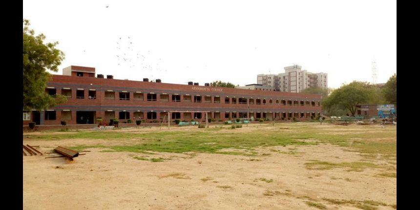 DU Fourth Cut Off 2020: Aryabhatta College cutoff released