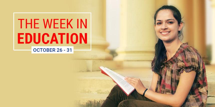 The Week In Education: JEE Main topper arrested, DU turmoil, Unlock 5