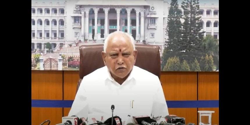 'Don't pay heed to speculation on reopening of schools': Karnataka CM