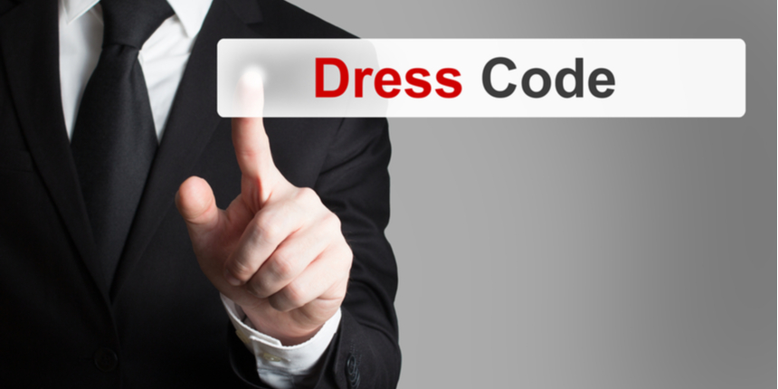 CAT 2020 : Know the dress code prescribed by IIM Indore