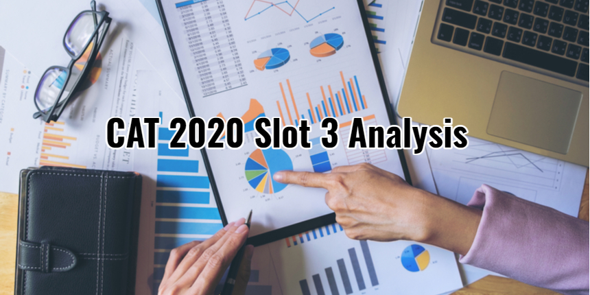CAT 2020 Slot 3 analysis - DI and LR was difficult