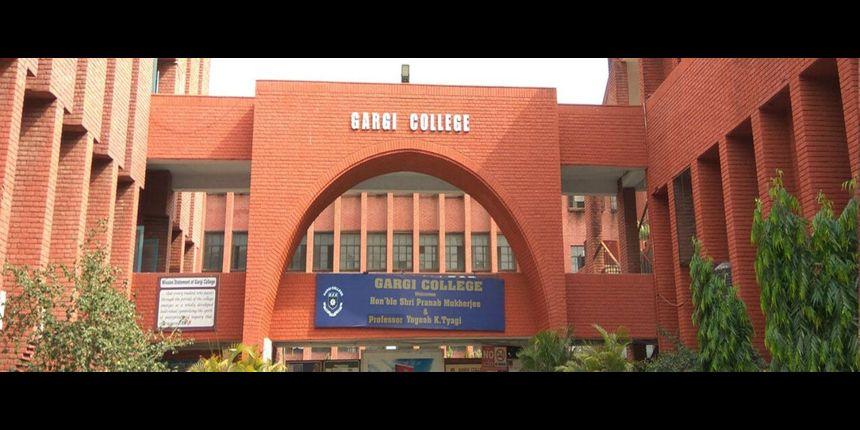 Gargi College fifth cut off 2020 released @gargicollege.in; check details