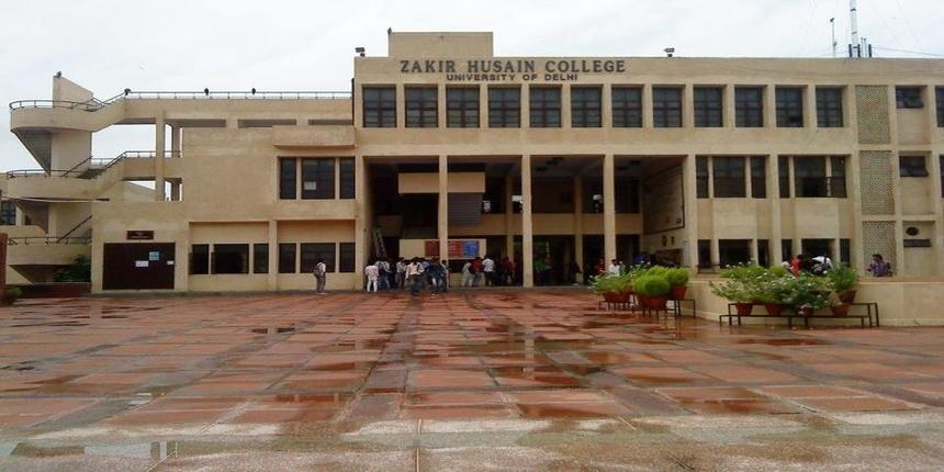 Zakir Husain Delhi College fifth cut off 2020 released; check here