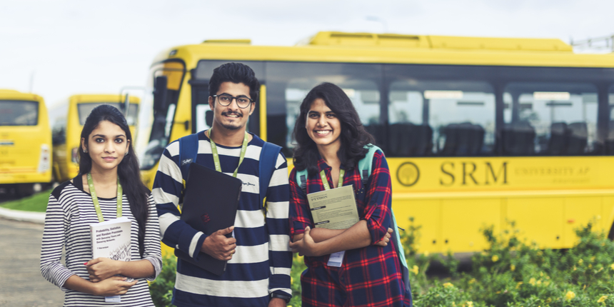 SRM University, Andhra Pradesh starts registration for B.Tech and other courses