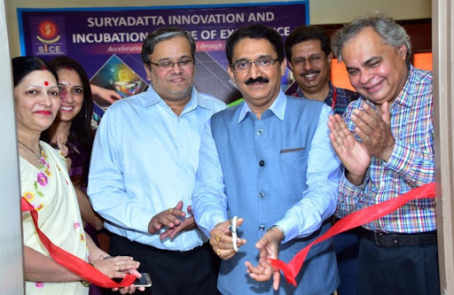 Suryadatta Innovation and Incubation Centre of Excellence Inaugurated at Suryadatta Institute of Management
