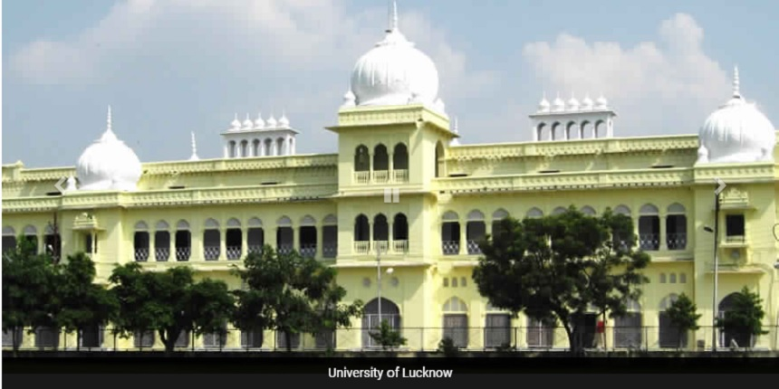 Lucknow University introduces units on COVID-19 to two courses